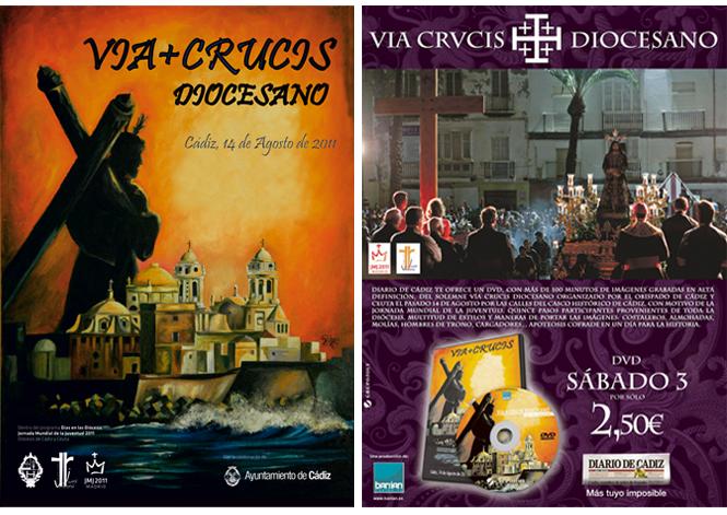 DVD Via Crucis Diocesano Cadiz