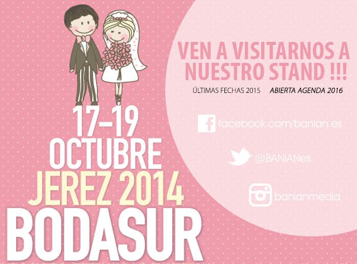 Bodasur 2014 Jerez Expo Bodas Cadiz