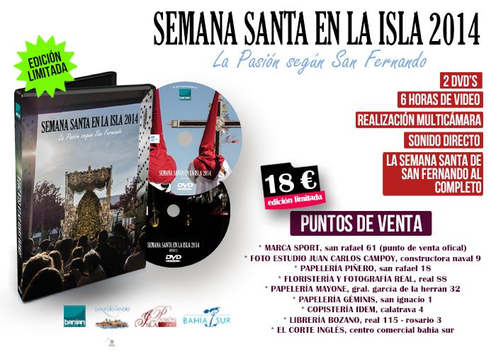 puntos de ventas semana santa en la isla 2014 dvd