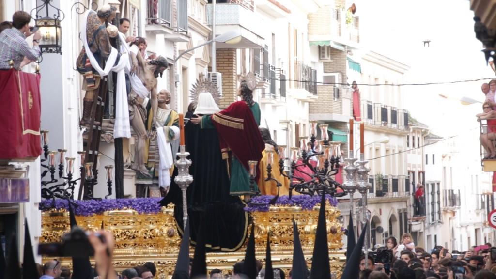 Rosario de Cadiz – Cornetas y Tambores