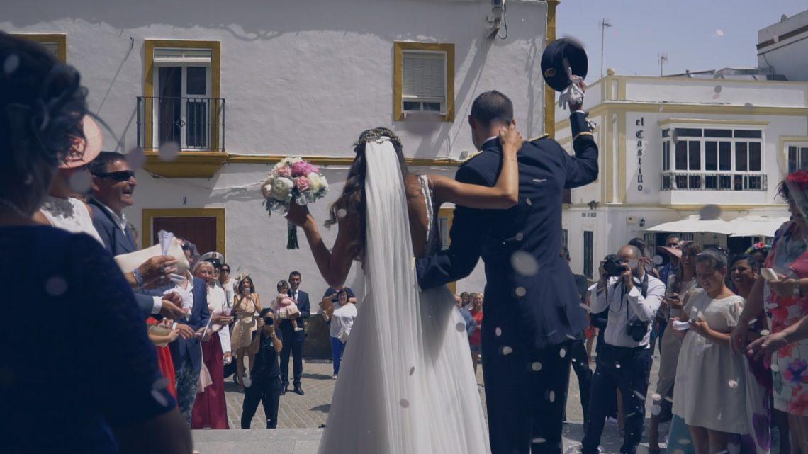 V deo de boda en los caimanes rota bodas en sevilla c diz v deos creativos videos de - La casa de la luna sevilla ...