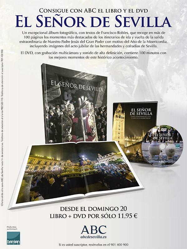El Señor de Sevilla DVD ABC Sevilla