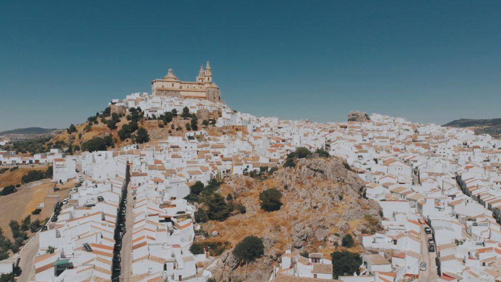 Boda en Olvera, Cádiz
